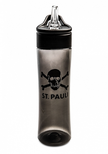St. Pauli - Totenkopf, Trinkflasche