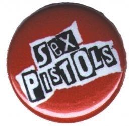 Sex Pistols - Button