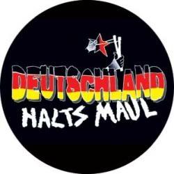 Halts Maul - Button