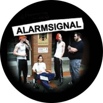 Alarmsignal - Button