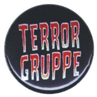 Terrorgruppe - Logo - Button