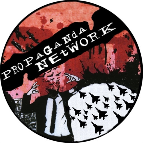 Propaganda Network - PPP - Button