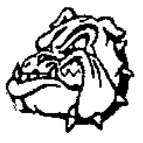 Bulldoge - Button