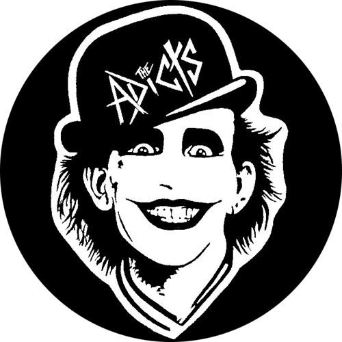 Adicts - Kopf, Button