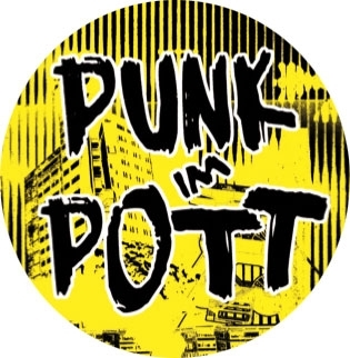 Punk Im Pott - Button