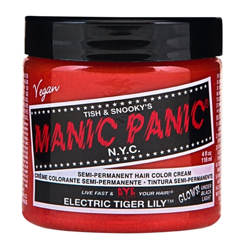 Manic Panic - Electric Tiger Lily, Haartönung