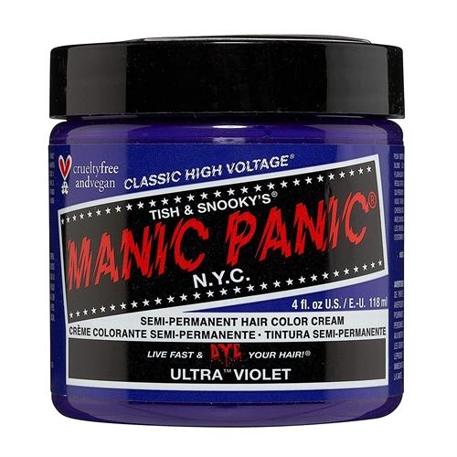 Manic Panic - Ultra Violet, Haartönung