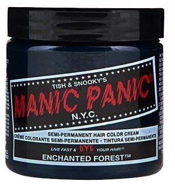 Manic Panic - Enchanted Forest, Haartönung