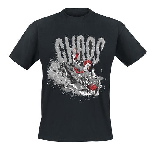 Chaos Messerschmitt - Clown, T-Shirt