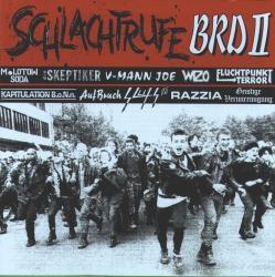 Schlachtrufe BRD II - CD