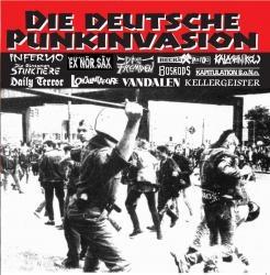 Deutsche Punkinvasion - CD