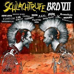 Schlachtrufe BRD VII - CD