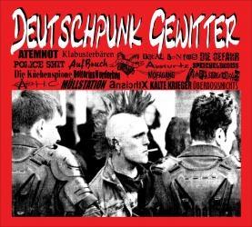 DeutschpunkGewitter - Vol.1, CD