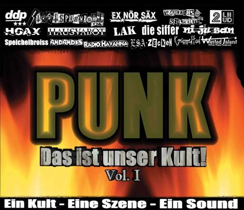 Punk - Das ist unser Kult - Vol.1 - CD