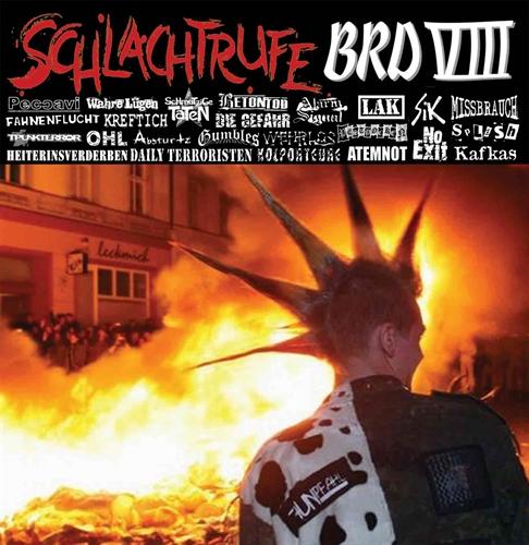 Schlachtrufe BRD Vol. 8 - CD
