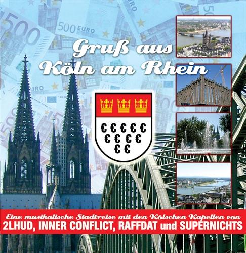 Gruß aus Köln am Rhein - 4 Song Single, CD