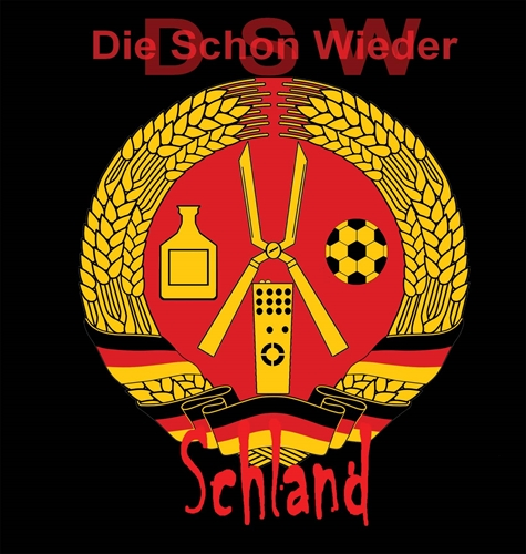Die Schon Wieder - Schland, CD