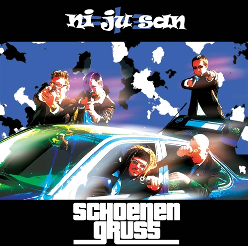 Ni ju san - Schönen Gruss, CD