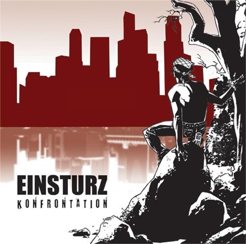 Einsturz - Konfrontation, CD