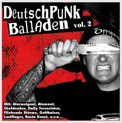 DeutschpunkBalladen - Vol.2, CD