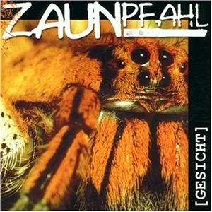 Zaunpfahl - Gesicht, CD