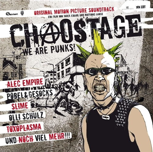 Chaostage - We Are Punks
