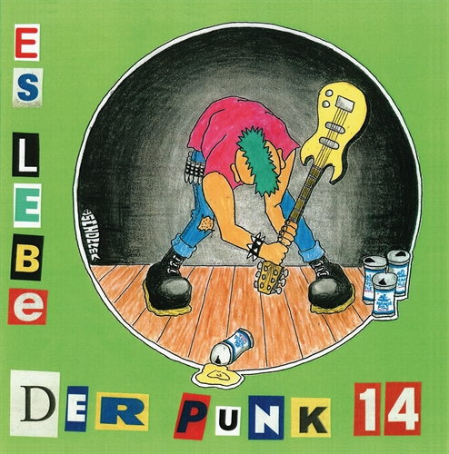 Es Lebe Der Punk - Vol.14, CD