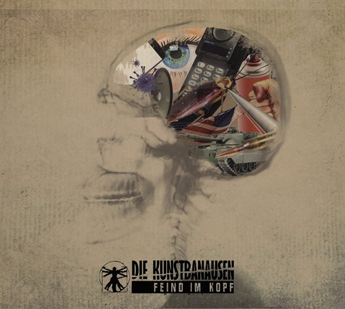 Kunstbanausen - Feind im Kopf, CD