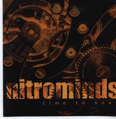 Nitrominds - Time to know, CD