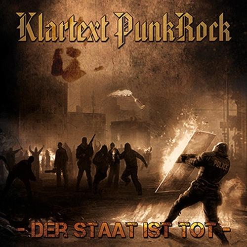 Klartext Punkrock - Der Staat ist tot, CD