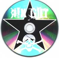 Nix-Gut CD-Rohlinge (Totenkopf) 50Stk