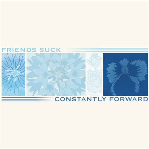 Friends Suck - Constantly Forward, CD