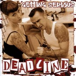 Deadline - Getting Serious, CD