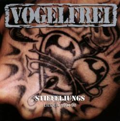 Vogelfrei - Stiefeljungs CD