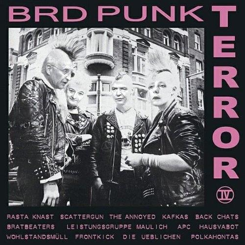 BRD Punk Terror - Vol.4, CD