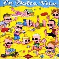 Vitaminepillen-Sampler - La Dolce Vita, CD