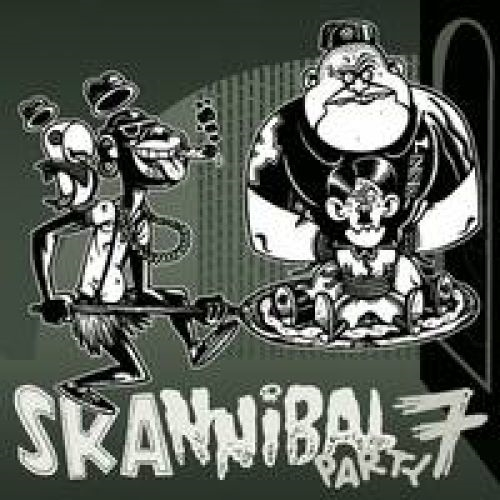 Skannibal Party - Vol.7, CD