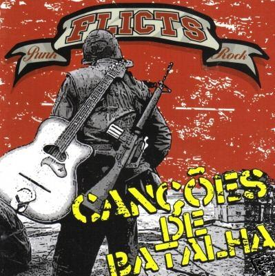 Flicts - Cancoes De Batalha, CD