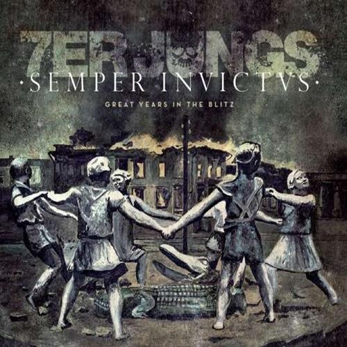 7er Jungs - Semper Invictus! 2-CD