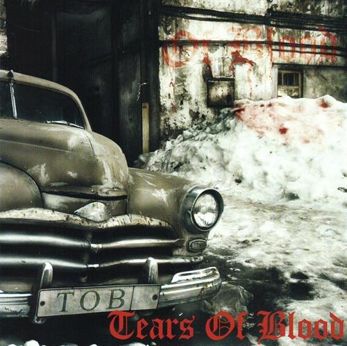 Tears Of Blood - Tears Of Blood CD