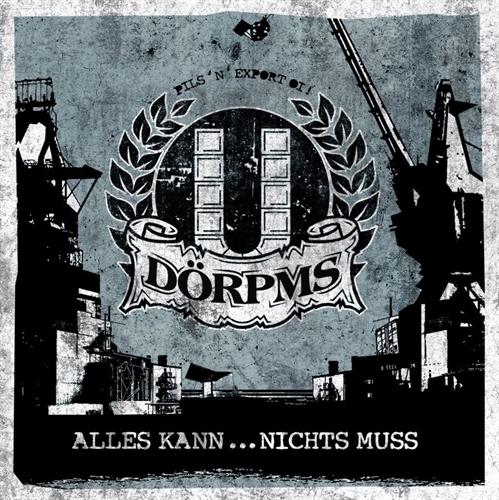 Dörpms - Alles kann, nichts muss!, CD