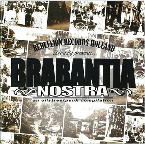 Brabantia Nostra, CD