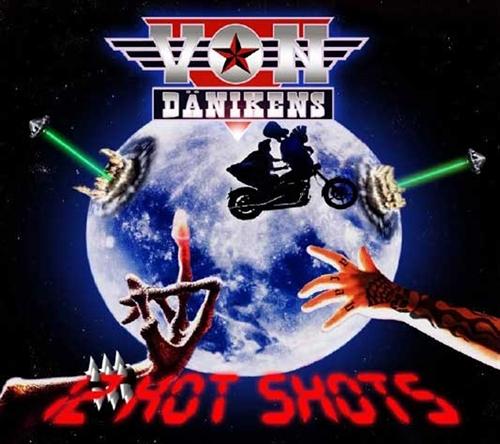Von Dänikens - 12 Hot Shots CD