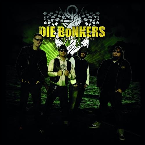 Bonkers, die - Northcoast Excess, CD