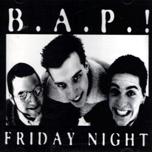 B.A.P. - Friday Night, CD