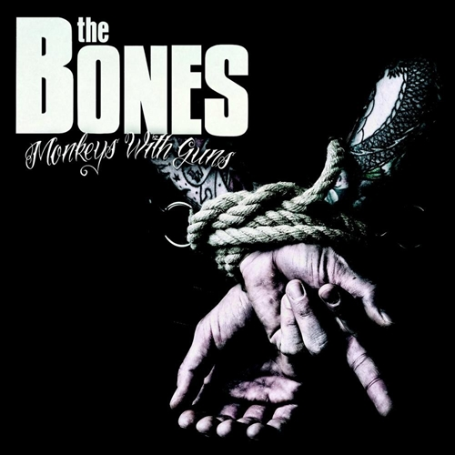 Bones - Monkeys With Guns, CD
