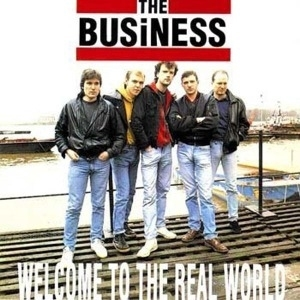 Business - Welcome to the real world, CD