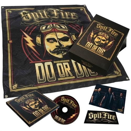 SpitFire - Do Or Die, limitierte Box