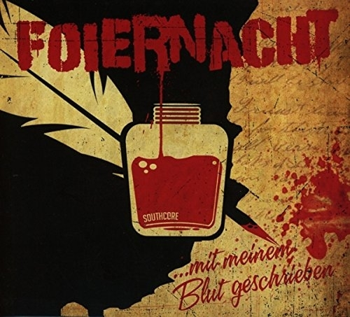 Foiernacht - Mit Meinem Blut Geschrieben, CD