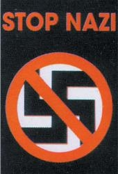 Stop Nazi - Spuckies